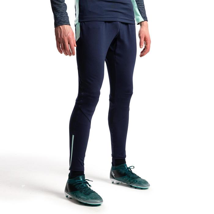 Pantalon de football adulte CLR bleu foncé