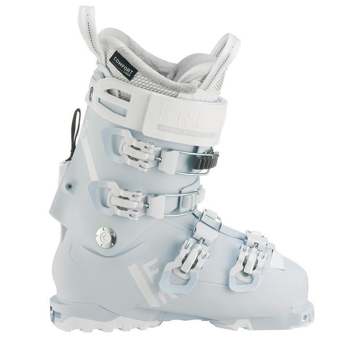 Skischoenen voor freeride/free touring dames Wed'ze FR 900 Lowtech Flex 100