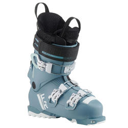 Skischuhe Freeride 500 Lowtech Flex 90 Damen