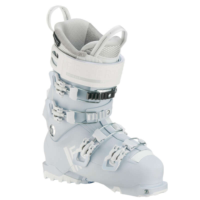 WOMEN'S FREERIDE SKI BOOTS Typ av sko - PJÄXA FR900 LT FLEX100 DAM WEDZE - Pjäxor, Snowboardboots