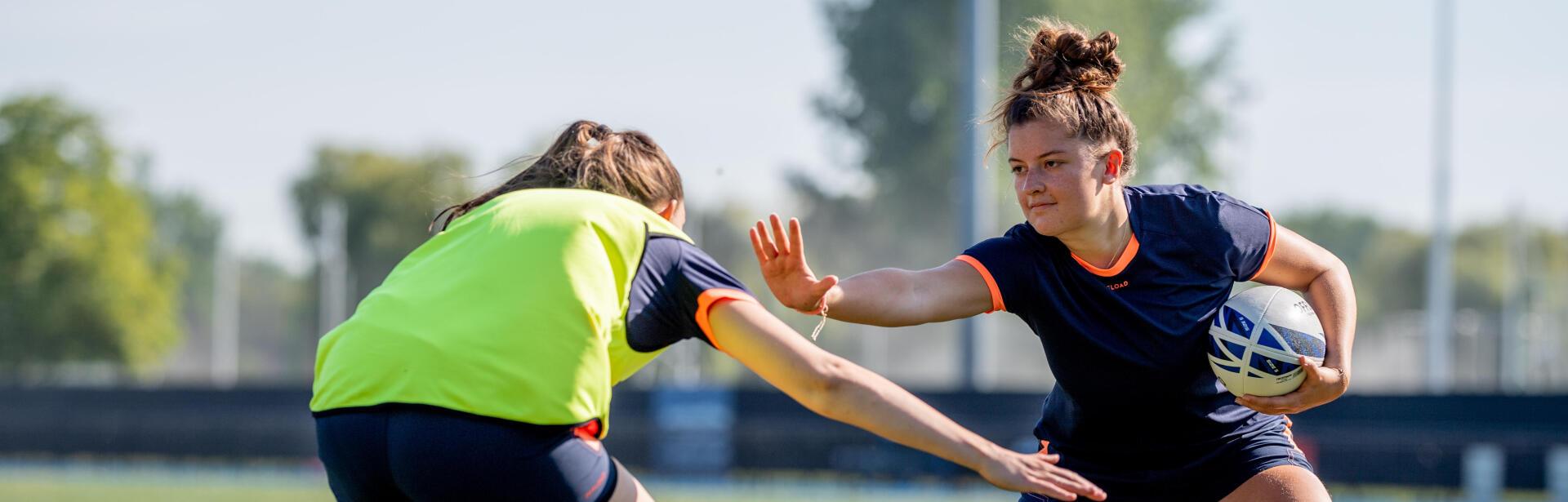Le rugby féminin