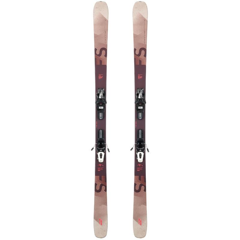 Esquís Freeride