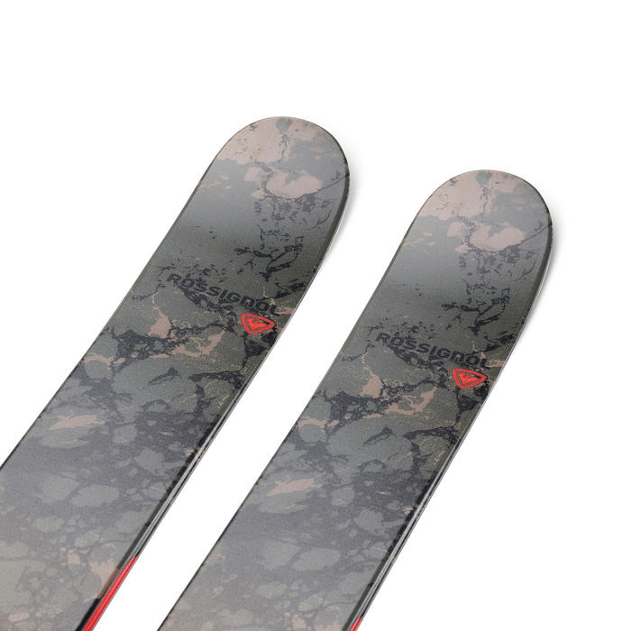 PACK SKI ALPIN FREESTYLE FREERIDE ROSSIGNOL BLACKOPS SMASHER XPRESS2