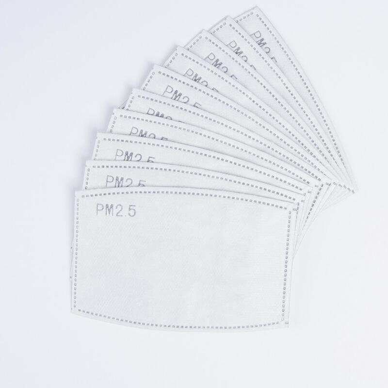 Element Face Cover Filters x 10