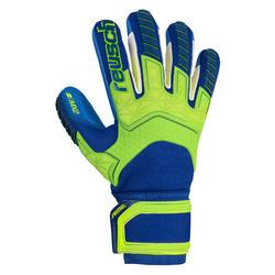 Keepershandschoenen voor voetbal volwassenen Attrakt Freegel MX2 LTD REUSCH