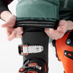 SALOPETTE DE SKI FREERIDE 900 protection dorsale intégrée BIB PROTECT KAKI