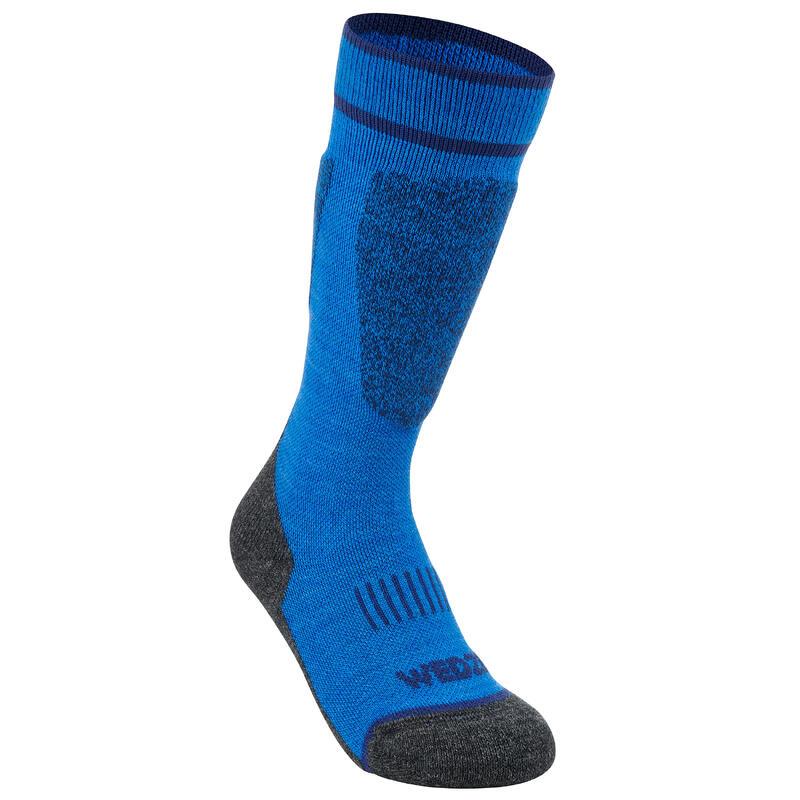 Çocuk Kayak Çorabı - Lacivert - 100
