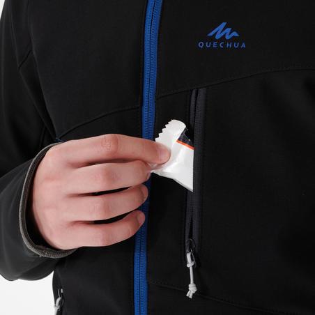 Manteau coquille souple de randonnéeMH500 – Enfants