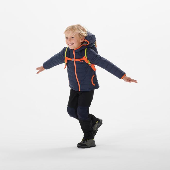 Wandelbroek voor kinderen Softshell MH550 2-6 jaar