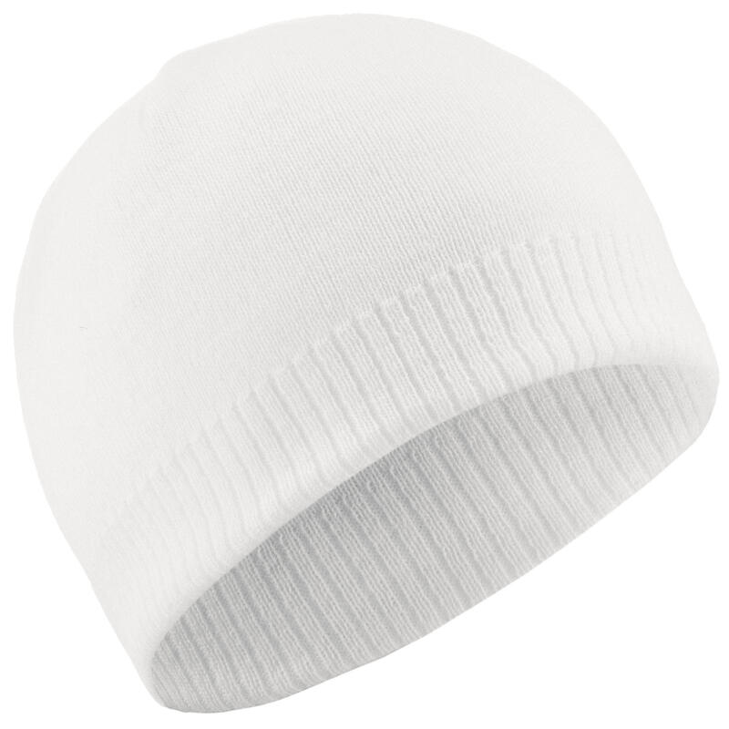 BONNET DE SKI SIMPLE BLANC