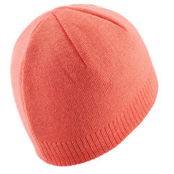BONNET DE SKI SIMPLE CORAIL