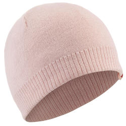 滑雪帽Simple - 淺粉色