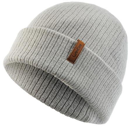 """Pieaugušo slēpošanas cepure """"Fisherman"""", gaiši pelēka"""