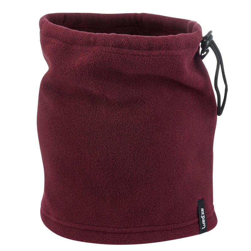 NEKWARMER SKI FLEECE Koordstopper bordeaux
