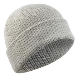 BONNET DE SKI ADULTE FISHERMAN GRIS CLAIR