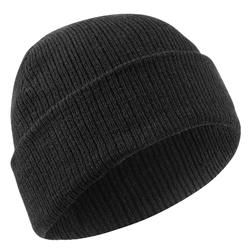 BONNET DE SKI ADULTE FISHERMAN NOIR