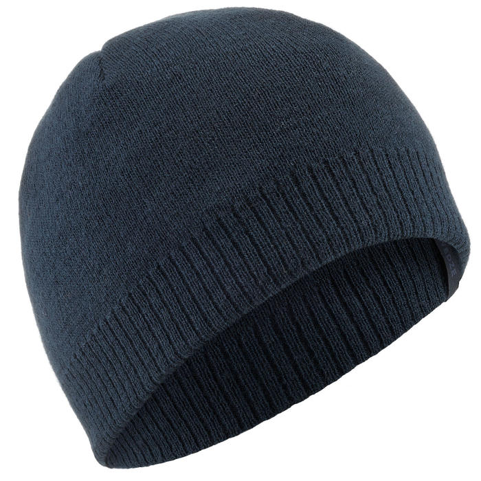BONNET DE SKI SIMPLE MARINE