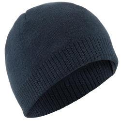 滑雪帽SIMPLE - 軍藍色