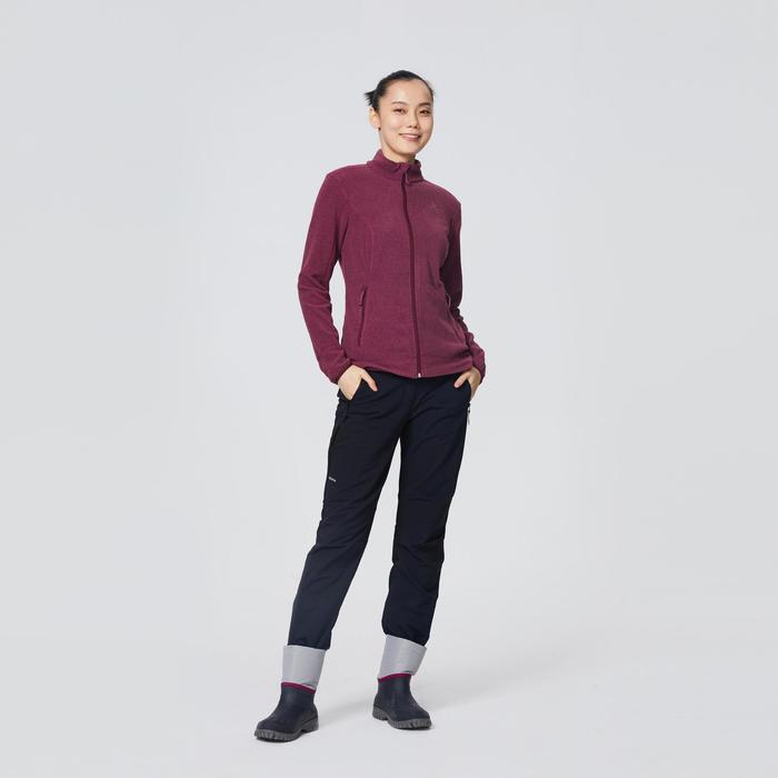 Women's Fleece MH120 - Maroon