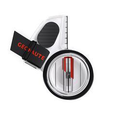 Duimkompas links voor oriëntatielopen Racer 900 zwart