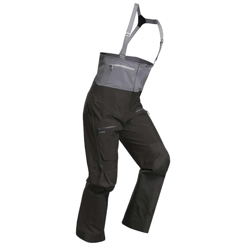 MEN'S FREERIDE SKIING CLOTHING Herr - Skidbyxa hängslen FR900 Herr WEDZE - Underdelar