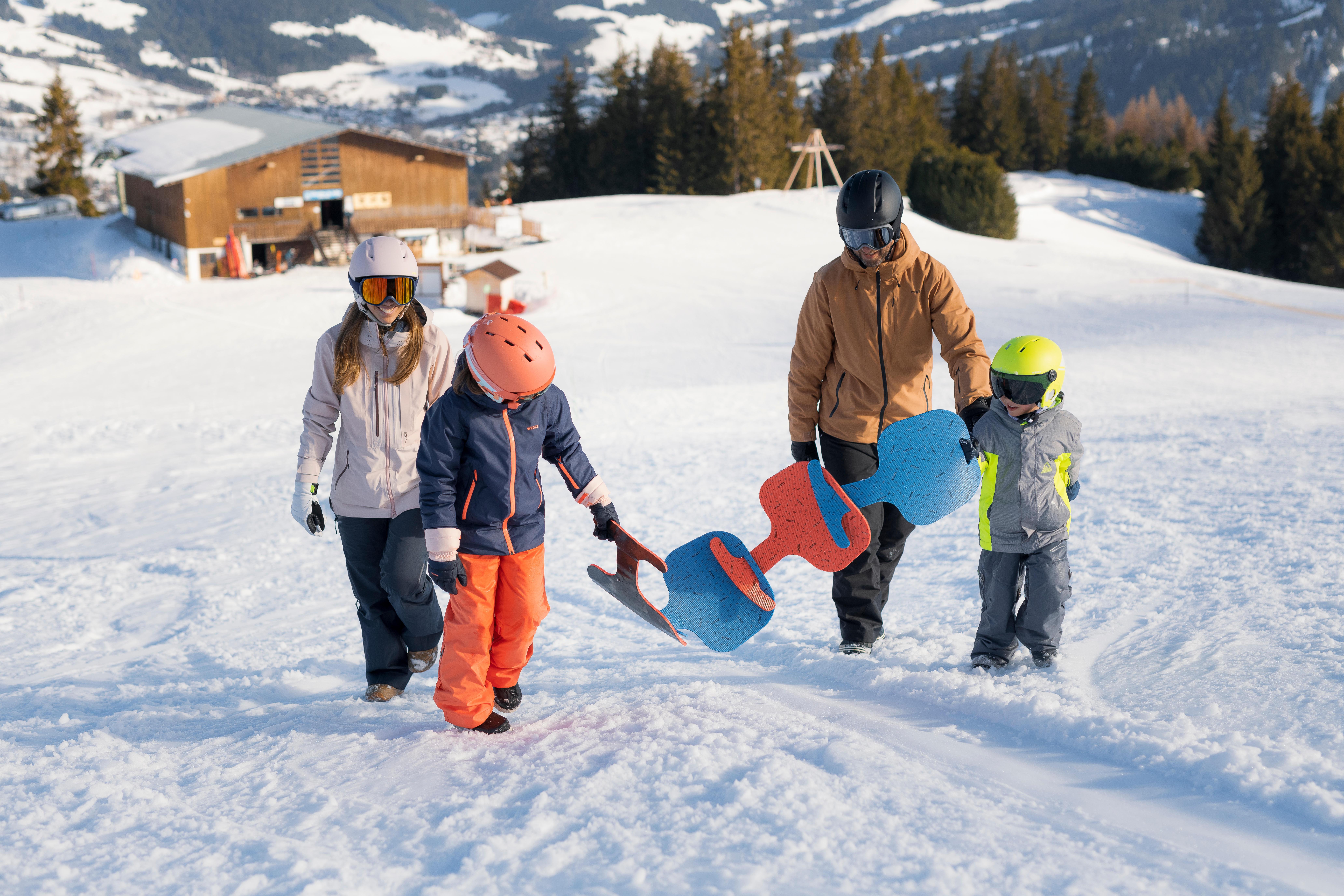 Sporten met het gezin