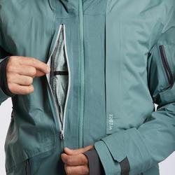 Casaco de ski Freeride FR900 homem Caqui