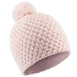 BONNET DE SKI ENFANT TIMELESS ROSE PALE