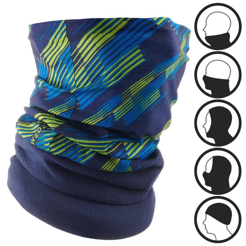 DĚTSKÉ LYŽAŘSKÉ ČEPICE Lyžování - DĚTSKÝ NÁKRČNÍK HUG  WEDZE - Lyžařské oblečení a doplňky