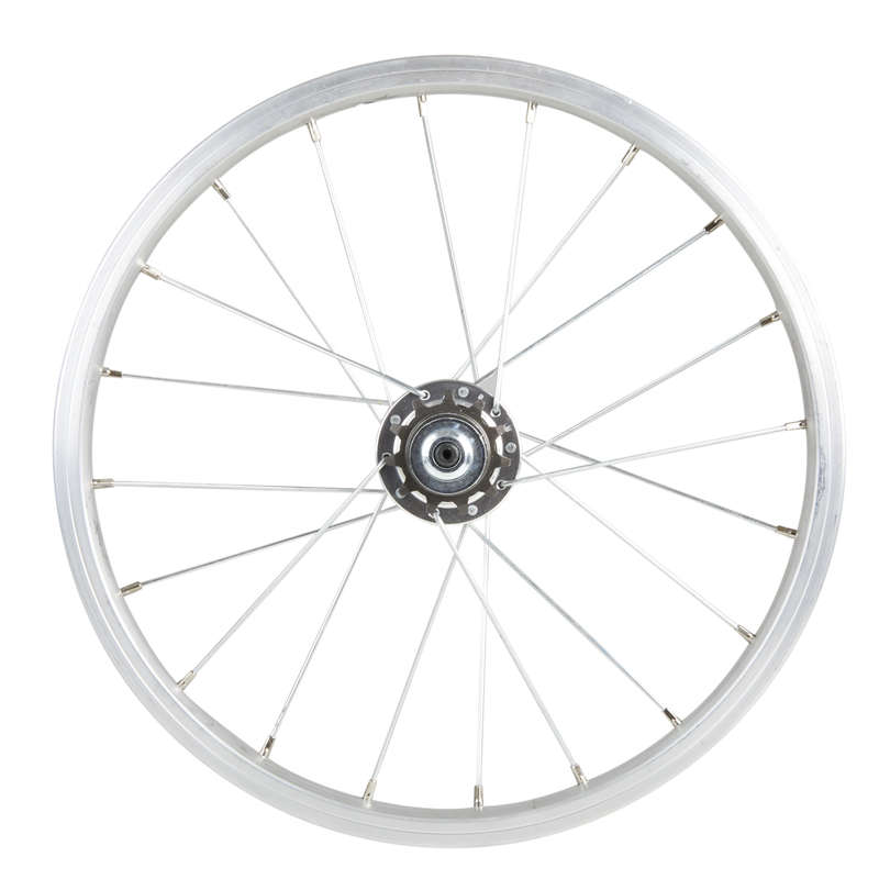 """Kerekek gyerek kerékpárokhoz Kerékpározás - Hátsó kerék JR 16"""" RL INT, 11T BTWIN - Alkatrész, tárolás, karbantartás"""