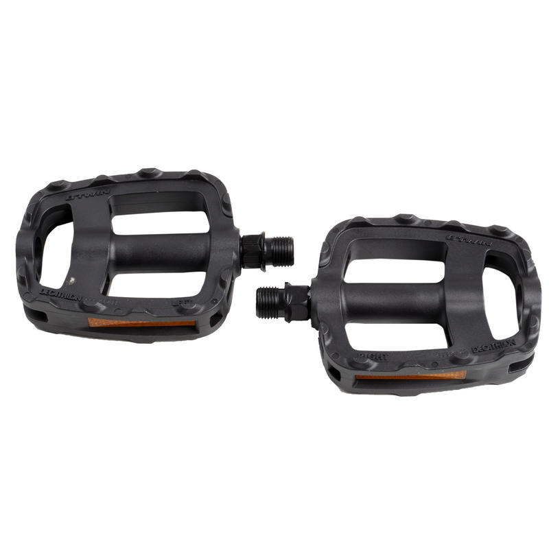 Fietspedalen 24, 26 en 28 inch zwart