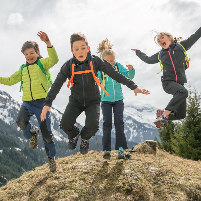 8 activités pour occuper son enfant en randonnée