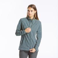 Chandail de randonnée en laine polaireMH120 – Femmes
