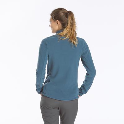 Polaire de randonnée montagne - MH100 - Femme