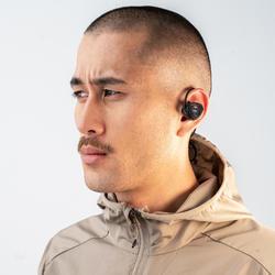 無線藍牙耳機KALENJI 500 - 黑色