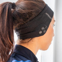 KALENJI HB 500 WIRELESS BLUETOOTH MUSIC RUNNING HEADBAND