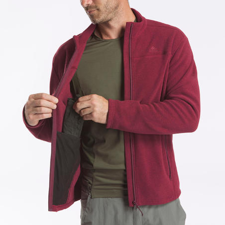 MH120 Mountain Walking Fleece Jacket - Men