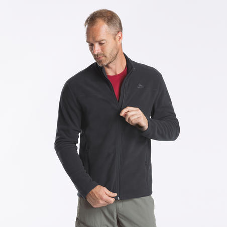 MH120 Fleece Mountain Walking Jacket - Men