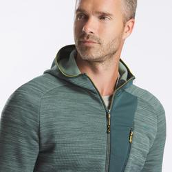 男款登山健行刷毛外套-MH900