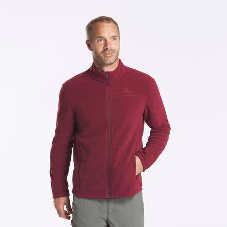 Chandail de randonnée en laine polaireMH120 – Hommes