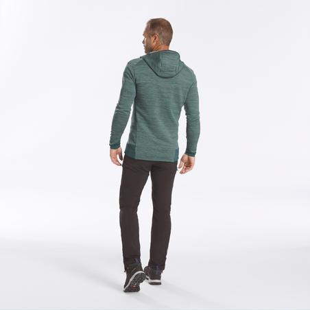 Chandail de randonnée en laine polaireMH900 – Hommes