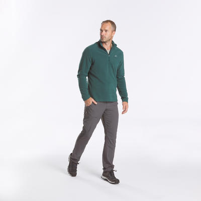 Men's Mountain Walking Fleece - MH100