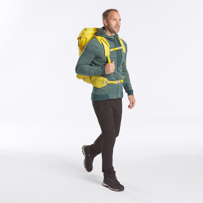 Veste Polaire fine de randonnée - MH900 - Homme