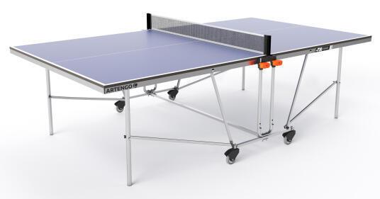 Table de tennis de table Artengo