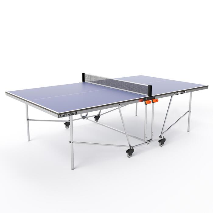 TABLE DE TENNIS DE TABLE FREE FT 730 INDOOR