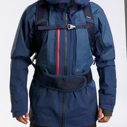 Sac à dos snowboard et ski Freeride BP SKI FR100 Defense Bleu