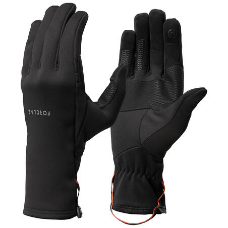 Trek 500 Breathable Mountain Trekking Gloves - Adults