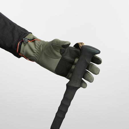 Trek 500 Breathable Mountain Trekking Gloves - Adults