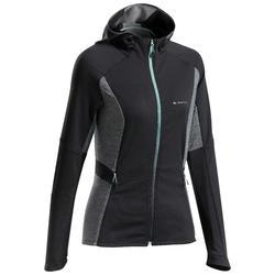 Fleece jas voor bergwandelen dames MH950
