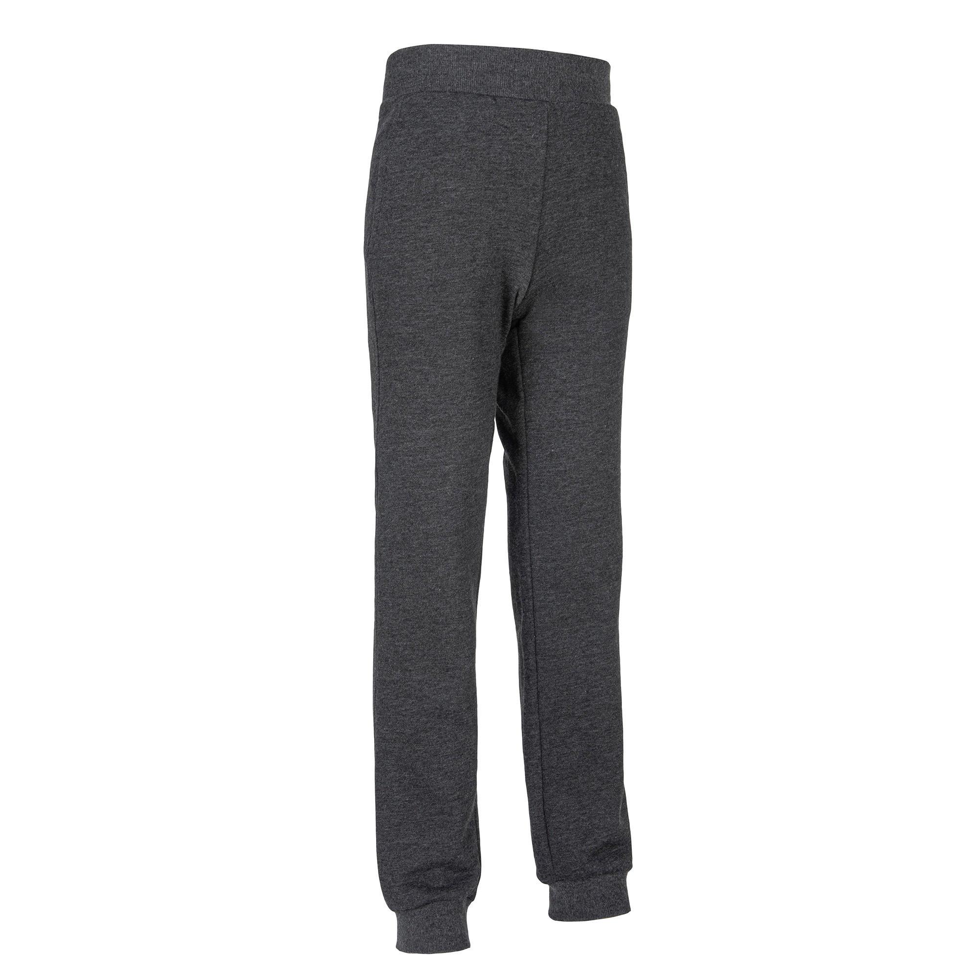 Pantalon 100 Gri Copii